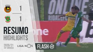 Liga NOS (29ªJ): Resumo Flash Rio Ave FC 1-1 FC P.Ferreira