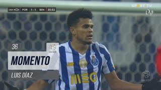 FC Porto, Jogada, Luis Díaz aos 36'