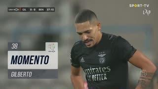 SL Benfica, Jogada, Gilberto aos 38'