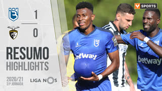 Liga NOS (31ªJ): Resumo Belenenses SAD 1-0 Portimonense