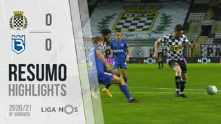Liga NOS (8ªJ): Resumo Boavista FC 0-0 Belenenses SAD