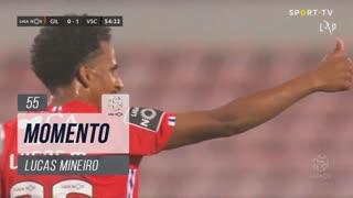 Gil Vicente FC, Jogada, Lucas Mineiro aos 55'
