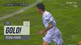 GOLO! Sporting CP, Pedro Porro aos 77', Boavista FC 0-2 Sporting CP