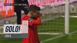 GOLO! SL Benfica, Rafa aos 45', FC P.Ferreira 0-2 SL Benfica