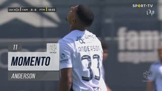 FC Famalicão, Jogada, Anderson aos 11'