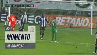 Rio Ave FC, Jogada, Jr. Brandão aos 90'+1'