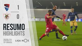 I Liga (20ªJ): Resumo Gil Vicente FC 1-0 Santa Clara