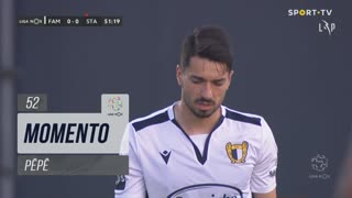 FC Famalicão, Jogada, Pêpê aos 52'
