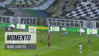 Boavista FC, Jogada, Nuno Santos aos 16'