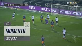 FC Porto, Jogada, Luis Díaz aos 40'