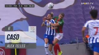 FC Porto, Caso, Alex Telles aos 6'