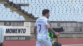 CD Tondela, Jogada, Salvador Agra aos 25'