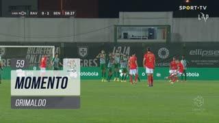 SL Benfica, Jogada, Grimaldo aos 59'