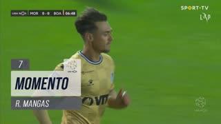 Boavista FC, Jogada, R. Mangas aos 7'