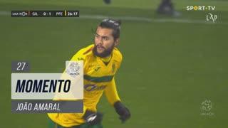 FC P.Ferreira, Jogada, João Amaral aos 27'