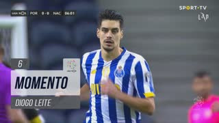 FC Porto, Jogada, Diogo Leite aos 6'