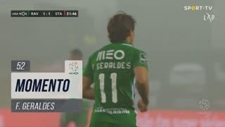 Rio Ave FC, Jogada, F. Geraldes aos 52'