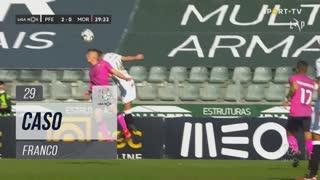Moreirense FC, Caso, Franco aos 29'
