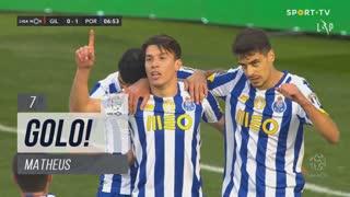 GOLO! FC Porto, Matheus aos 7', Gil Vicente FC 0-1 FC Porto