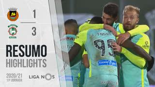 Liga NOS (11ªJ): Resumo Rio Ave FC 1-3 Marítimo M.
