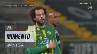 CD Tondela, Jogada, João Pedro aos 28'