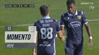 FC Famalicão, Jogada, Pêpê aos 13'