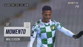 Moreirense FC, Jogada, Walterson aos 52'
