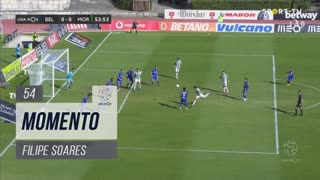 Moreirense FC, Jogada, Filipe Soares aos 54'