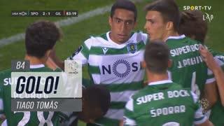 GOLO! Sporting CP, Tiago Tomás aos 84', Sporting CP 2-1 Gil Vicente FC