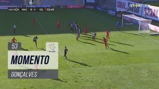 Gil Vicente FC, Jogada, Gonçalves aos 53'
