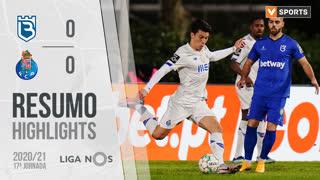Liga NOS (17ªJ): Resumo Belenenses SAD 0-0 FC Porto