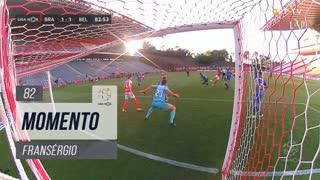 SC Braga, Jogada, Fransérgio aos 82'
