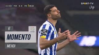 FC Porto, Jogada, Mehdi aos 6'