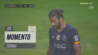 FC Porto, Jogada, Sérgio aos 24'