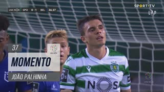 Sporting CP, Jogada, João Palhinha aos 37'
