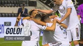 GOLO! SC Farense, Pedro Henrique aos 27', SC Farense 2-1 Vitória SC