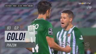 GOLO! Rio Ave FC, Piazon aos 83', Rio Ave FC 2-0 Moreirense FC