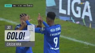 GOLO! Belenenses SAD, Cassierra aos 31', Belenenses SAD 1-0 Vitória SC