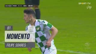 Moreirense FC, Jogada, Filipe Soares aos 81'
