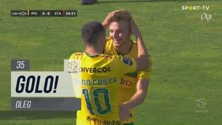 GOLO! FC P.Ferreira, Oleg aos 35', FC P.Ferreira 1-0 Santa Clara