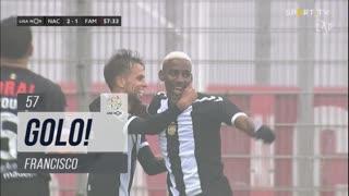 GOLO! CD Nacional, Francisco aos 57', CD Nacional 2-1 FC Famalicão