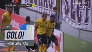 GOLO! Rio Ave FC, Fábio Coentrão aos 90'+3', Boavista FC 3-3 Rio Ave FC