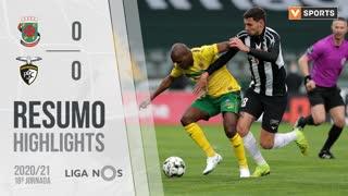 I Liga (18ªJ): Resumo FC P.Ferreira 0-0 Portimonense