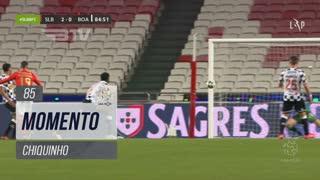 SL Benfica, Jogada, Chiquinho aos 85'