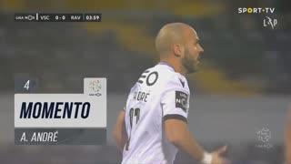 Vitória SC, Jogada, A. André aos 4'