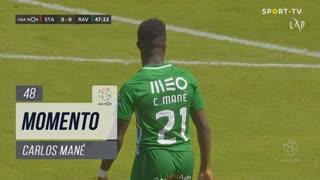 Rio Ave FC, Jogada, Carlos Mané aos 48'