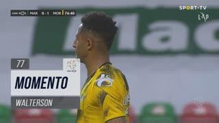 Moreirense FC, Jogada, Walterson aos 77'
