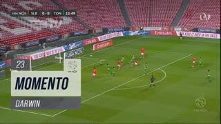 SL Benfica, Jogada, Darwin aos 23'