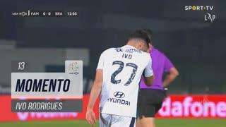 FC Famalicão, Jogada, Ivo Rodrigues aos 13'