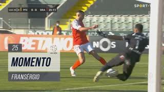 SC Braga, Jogada, Fransérgio aos 25'